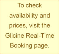 To Check availability and prices, visit the Glicine Real-Time Booking page.